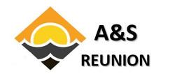Logo A&S REUNION