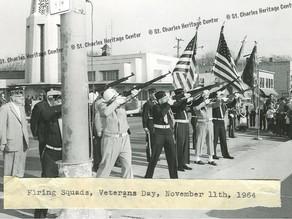 Veterans Day St Charles IL