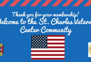 St Charles Veterans Thanks New Members