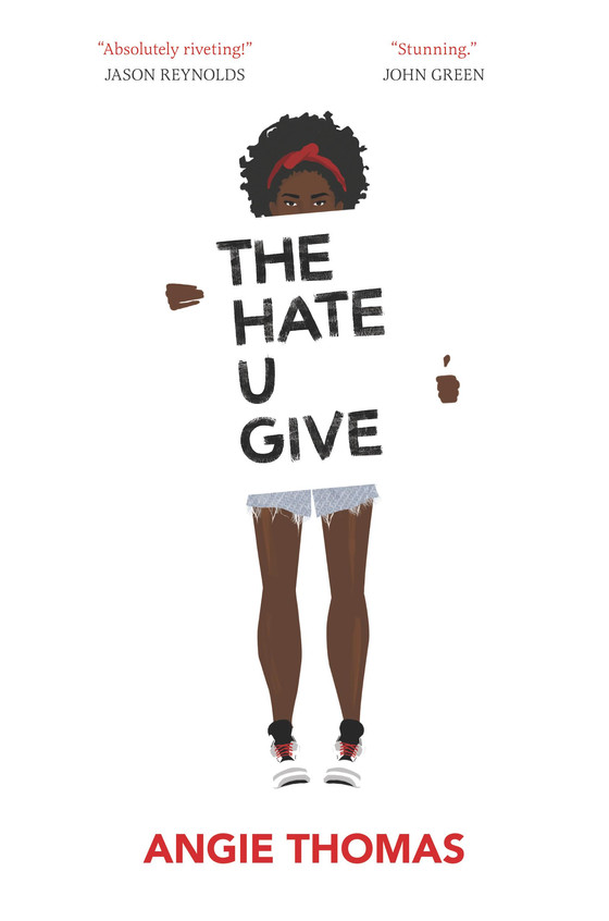The Hate U Give, Propaganda's Crooked and Finding Your Voice