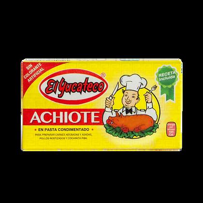 Achiote El Yucateco 100 g