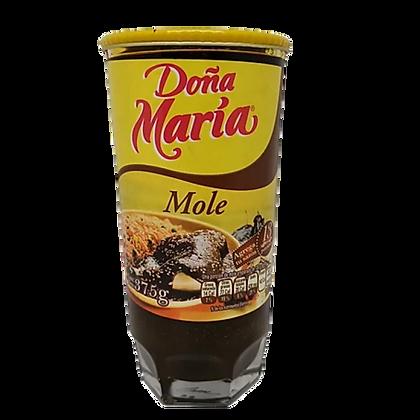 Mole en Pasta