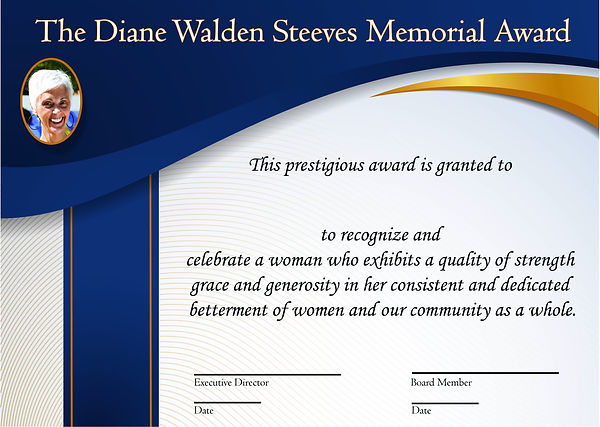 Diane walden Award.jpg