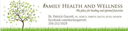 Dr. Patrick Garrett