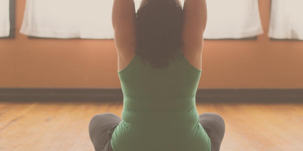 Tuesday Evening Live Yoga via Zoom (2)