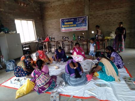 南インド Classes restart in South India