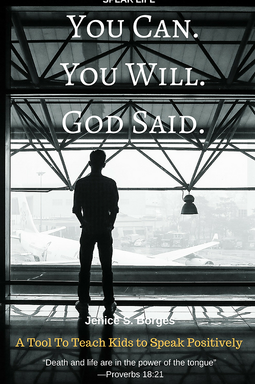You Can. You Will. God Said E-Book