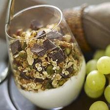 verrine-de-yaourt-nature-aux-fruits-secs