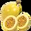 Thumbnail: Pulpe fruit de la passion non réfrigérée • pure, sans conservateur et sans sucre