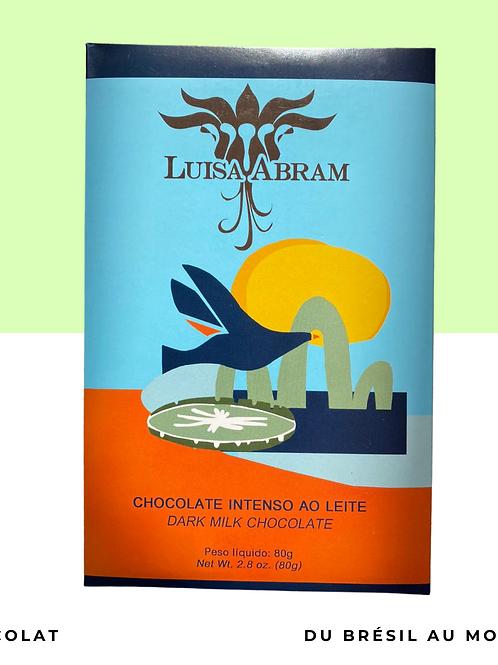Chocolat au lait intense en cacao • Rio Acará • 80g