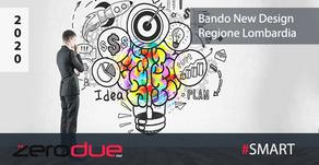 BANDO NEW DESIGN - INNOVAZIONE TECNOLOGICA