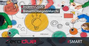 EMANATO IL DECRETO DI PROGRAMMAZIONE DEI BANDI INCENTIVI 2020 PER BREVETTI, DISEGNI E MARCHI