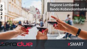 REGIONE LOMBARDIA - BANDO #IOBEVOLOMBARDO 2021