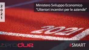 LEGGE DI BILANCIO 2021 - INCENTIVI ALLE IMPRESE