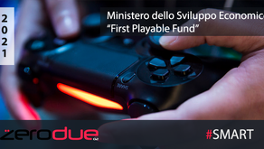 FIRST PLAYABLE FUND - CONTRIBUTI A FONDO PERDUTO PER L'INTRATTENIMENTO DIGITALE
