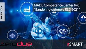 BANDO MADE COMPETENCE CENTER I4.0 2021