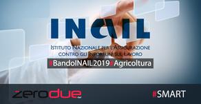 BANDO ISI INAIL 2019 - AGRICOLTURA