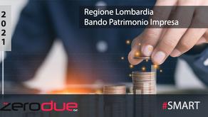 REGIONE LOMBARDIA - BANDO PATRIMONIO IMPRESA