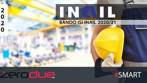 BANDO ISI 2020 INAIL - PUBBLICATO IL BANDO