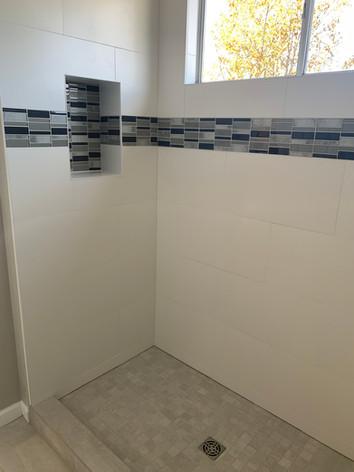 Extra Storage in Shower
