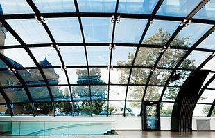 skylight an slope glazing