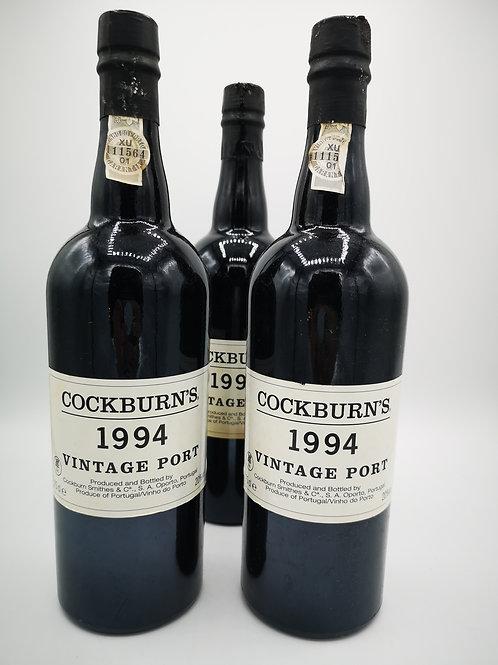 1994 Cockburns Vintage Port