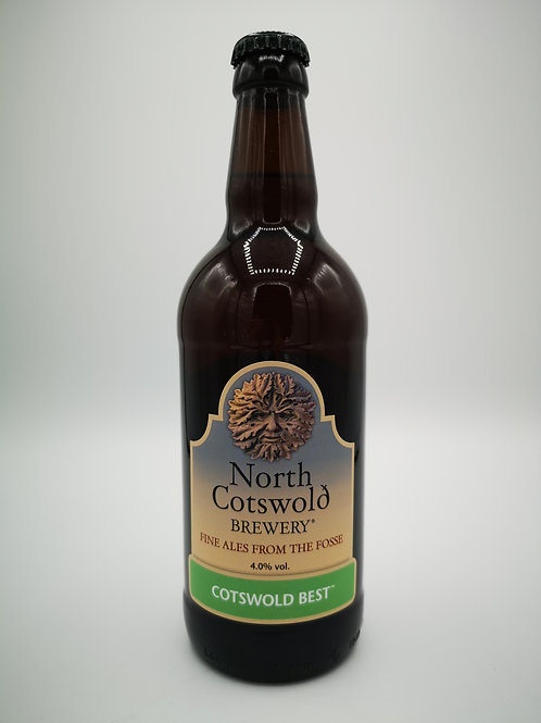 North Cotswold Brewery, Best bitter, 500ml