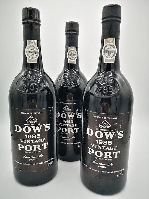 1985 Dows Vintage Port