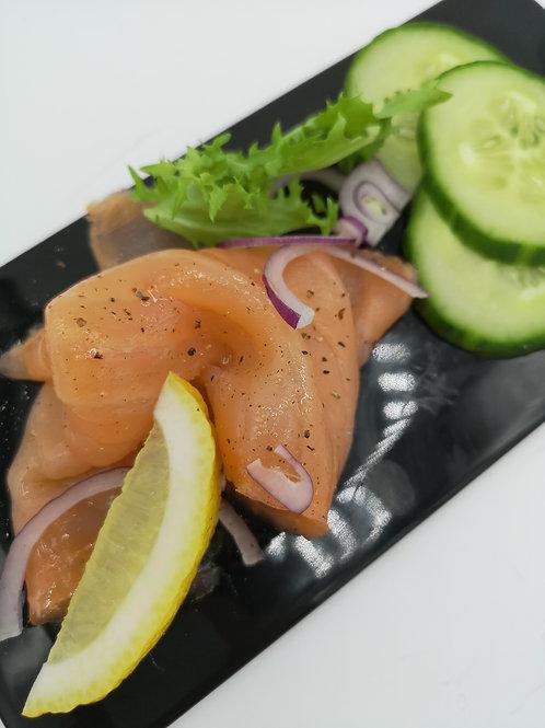 Severn and Wye smoked salmon, 200g