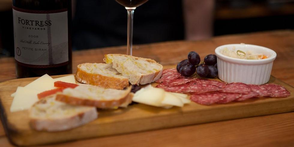 Spanish Wine Dinner