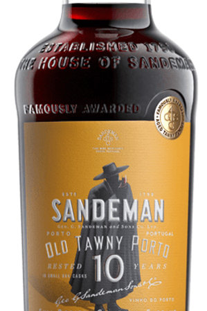 Sandeman, 10-Year-Old Tawny Port