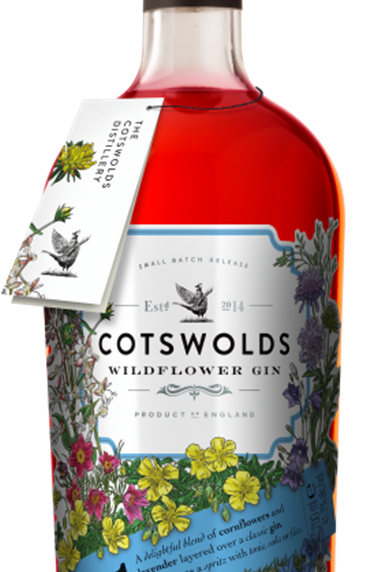 Cotswold Wildflower Gin No. 1