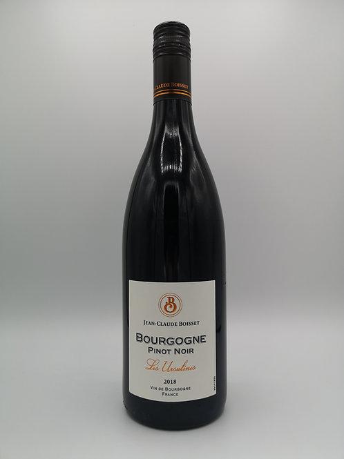 2018 Jean-Claude Boisset - Bourgogne Pinot Noir Les Ursulines