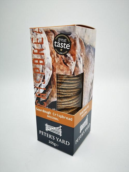 Peter's Yard sourdough crisp bread.