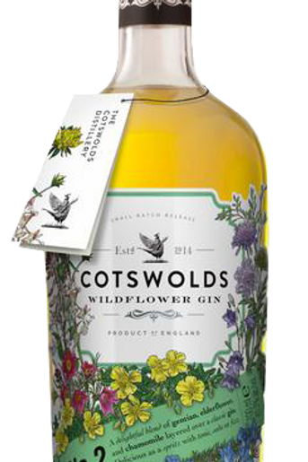 Cotswold Wildflower Gin No. 2