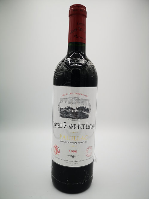 1996 Chateau Grand Puy Lacoste