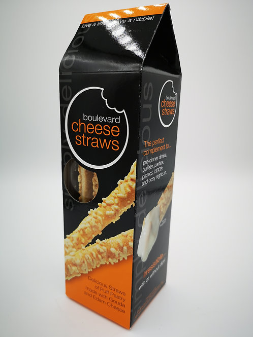 Boulevard cheese straws