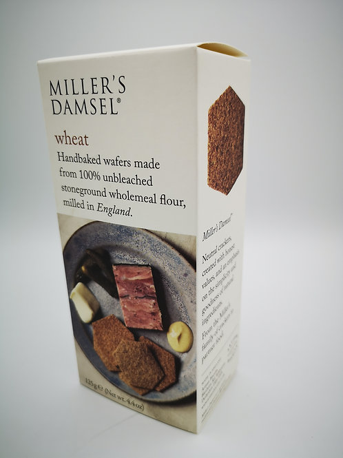 Miller's Damsel wheat wafers