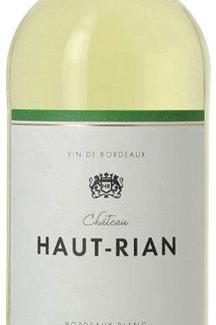 2019 Chateau Haut-Rian Bordeaux Blanc