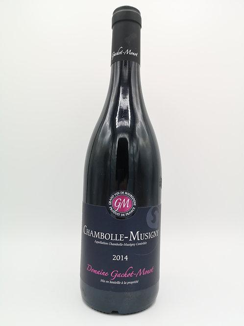 2014Chambolle-Musigny Domaine Gachot-Monot
