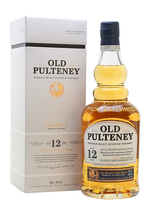 Old Pulteney 10 Year