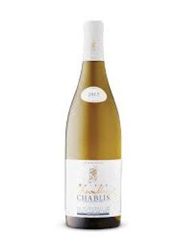 2017 Domaine Chevallier Chablis