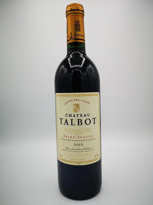 1989 Chateau Talbot