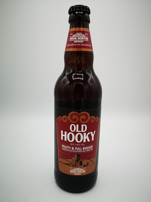 Hook Norton Brewery, Old hooky, 500ml