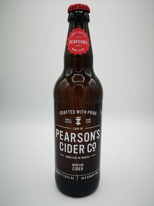 Pearson's Cider, 500ml