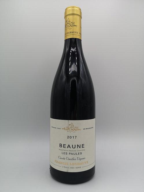 2017 Francis Lechauve - L'Eveil des Sens Bourgogne Hautes Cote de Beaune Pinot N