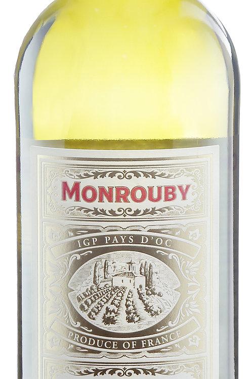 Monrouby, Grenache Blanc IGP Côtes de Thau