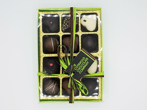 TheCotswold Chocolate Company 12 box