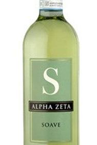 2018 Alpha Zeta, `S` Soave