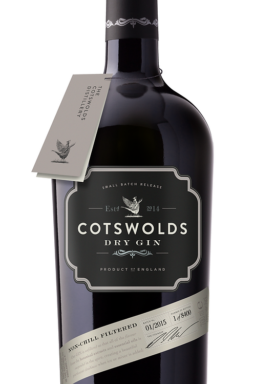 Cotswold Distillery Dry Gin